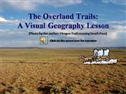 Frontier  Women  -  Oregon  Trail  Geography