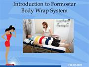 Introduction to Formostar Body Wrap System