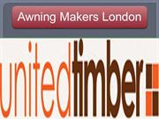Awning Makers London