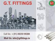 Stainless Steel Tubes and Fittings,TC Fittings- GT Metals and Tubes