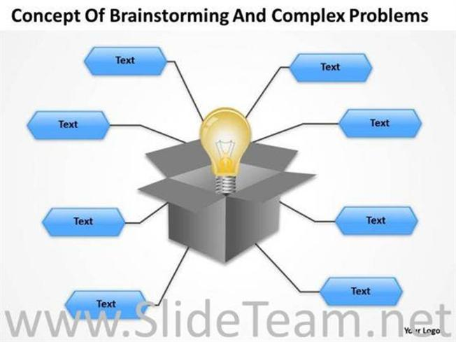 Brainstorming Powerpoint Template from c.asstatic.com