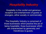 overview-of-hospitality-industry