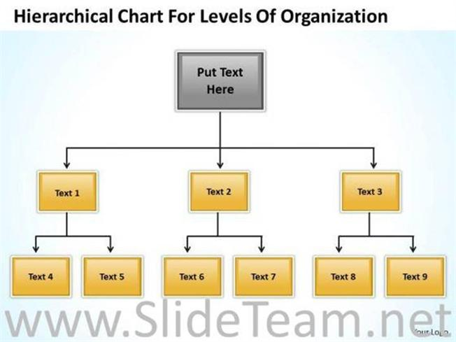 Hierarchical chart for business levels powerpoint templates hierarchical chart for business levels powerpoint templates powerpoint diagram toneelgroepblik Choice Image