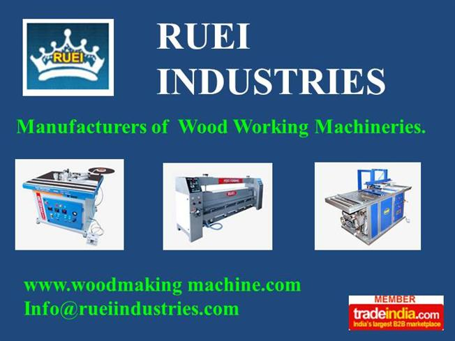 Edge Banding Machine Coimbatore - Ruei Industries |authorSTREAM
