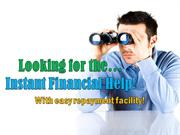 Instant Installment Loans Now- Easy Repayment Facility