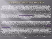 New Housing Projects In Kharghar
