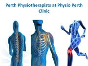 perth physiotherapist