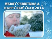 Merry Christmas & Happy New Year 2014 !