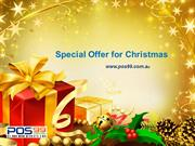 Special Offer for Christmas - POS'99 Pty Ltd