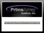 Data Storage Solutions For Business Need