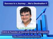 Dr.Gurumurthy KT Infertility and IVF Treatment Specialist