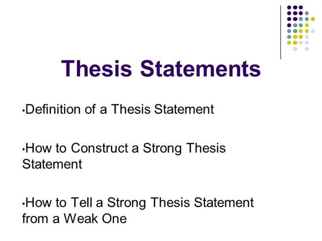 what is the formula for a thesis statement A strong thesis statement is key to writing a persuasive essay the thesis statement presents your topic to the reader if a reader can't determine the how or why from your thesis statement, your thesis might be too open-ended formula for an educational thesis statement.