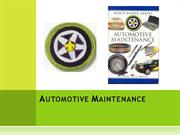 Automotive Maintenance MB