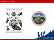 Camping Merit Badge (Eagle)