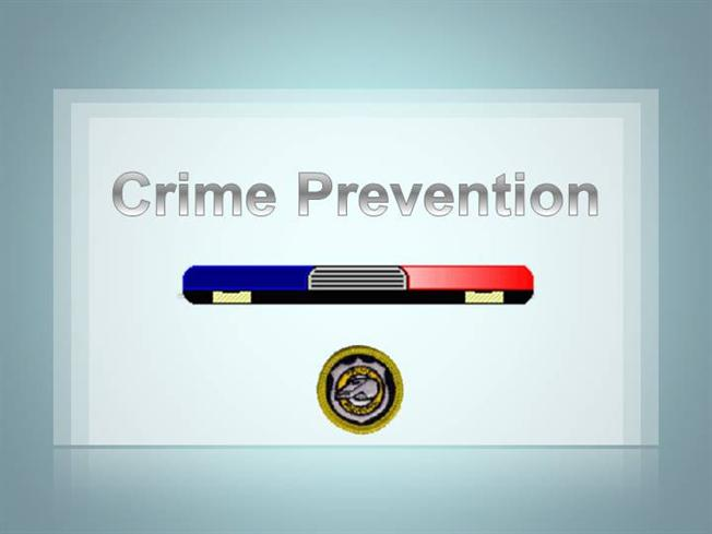 Crime Prevention Merit Badge authorSTREAM – Crime Prevention Merit Badge Worksheet