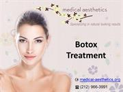 Medical-Aesthetics - Botox Injections New York