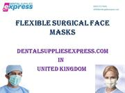Flexible Surgical Face Masks - in- unitedkingdom