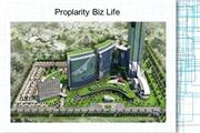 Proplarity Biz Life New Project Noida Floor Plans Call @ 09999536147