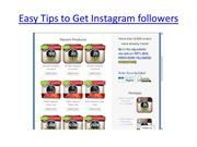 How to Increase the Number of Instagram Followers