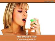 Asthma PowerPoint Templates