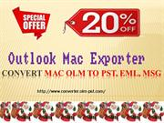Breathtaking Offer with Personal License of OLM File Exporter