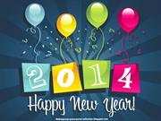 New year Greetings 2014  (2)