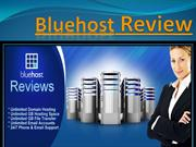 Bluehost Review - an honest review of Bluehost Hosting