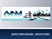 Audio-Video Milano - Service Video