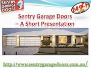 Garage Doors Melbourne