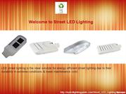 Welcome to Street LED Lighting
