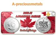 Price of Gold and Silver in Canada, Mississauga