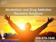 Alcoholism and Drug Addiction Recovery Solutions