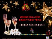 New Year - Greetings