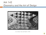 MA 142: Overview for Winter 2014