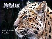 Digital Art-Felines