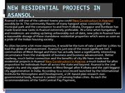 New Residential Projects In Asansol