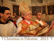 Christmas in Palestine 2013