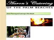 Aarons-catering_Palm Beach Catering Specialists