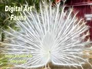 Digital Art - Fauna
