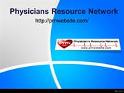 Physicians Resource Network 3