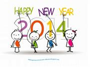 New Year Greetings 2014 (3)