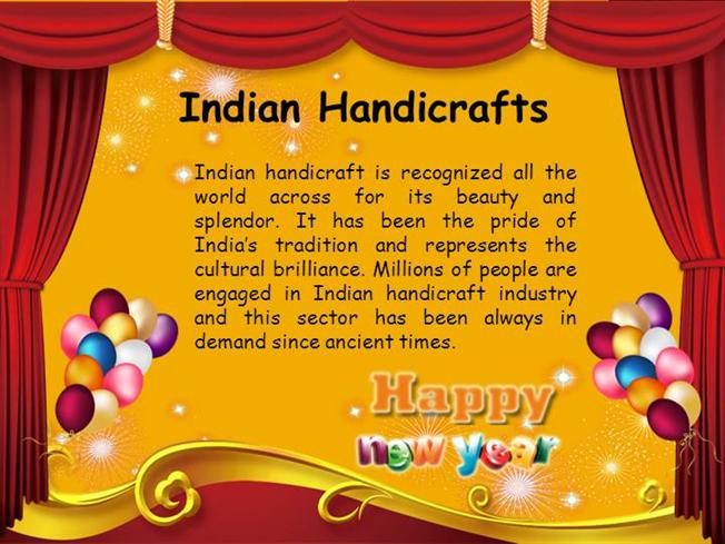 Scope For Online Promotion Of Indian Handicraft Industry Authorstream