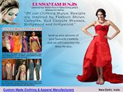 Women customize Evening gowns & Dresses