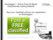 Mudwaggon Free Online Classified Ads Posting Website
