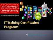 IT Training and Certification Programs - Magneto Training Academy