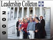 Leadership Colleton 2009