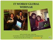 It Works Global Party pad demo with Emme andGinger by GlobalBoost