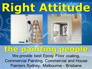 Commercial Epoxy Floor Coating, Epoxy Floor Coating Brisbane