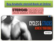 Buy Anabolic steroid Book at Online
