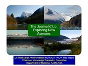 Journal Club Final